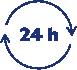 Expédition (très) rapide en 24h