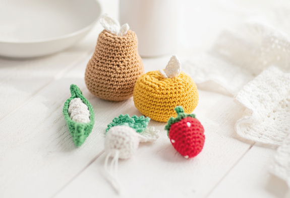 COLLAB' TISANE CROCHET